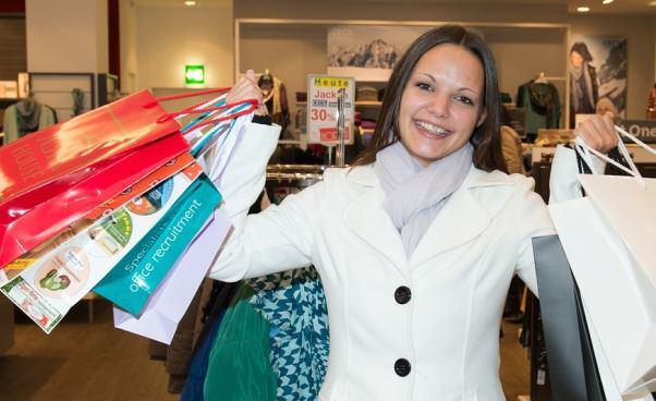 Jak poprawić kondycję po świętach? Motywacja do działania: zakupy!