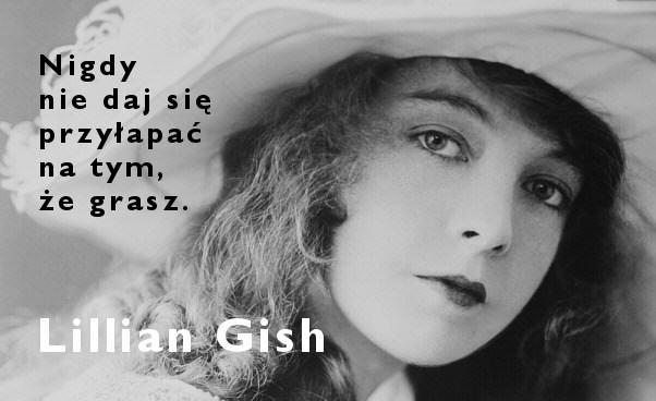 Lillian Gish – amerykańskie aktorki filmowe cz. 1. Sylwetka Wizerunek