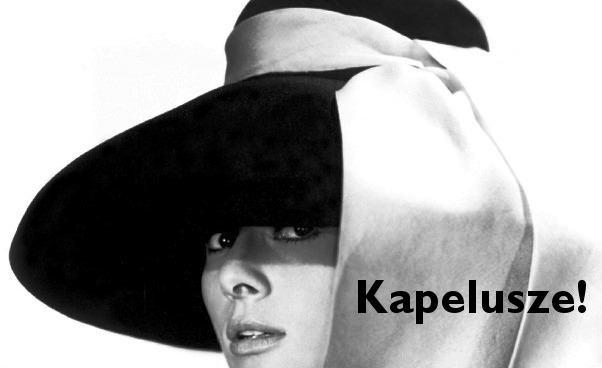 Audrey Hepburn Kapelusz dla kobiety stylowy elegancki na co dzień