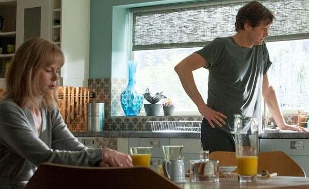 Film psychologiczny thriller obyczajowy okobiecie oszukiwanej przezmęża Nicole Kidman