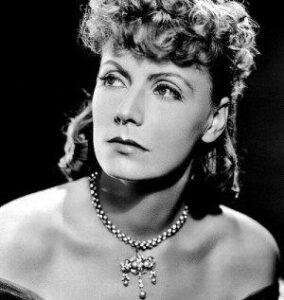 Greta Garbo Gwiazda Aktorka Hollywood