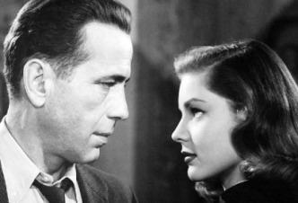 Humphrey Bogart Lauren Bacall Wielki sen 1946 film amerykański