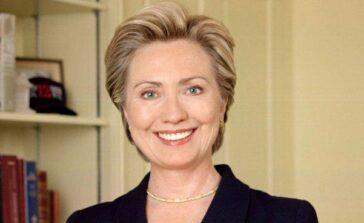 Kobieta Sukcesu Hillary Clinton Szczęście Powodzenie Kariera Wysokie stanowisko Pozycja społeczna
