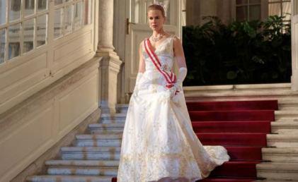 Nicole Kidman Grace Księżna Monako Ślub Film