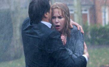 Thriller psychologiczny ciekawy film o kobiecie z amnezją Zanim zasnę Nicole Kidman