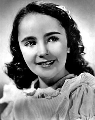 Elizabeth Taylor aktorka dziecięca
