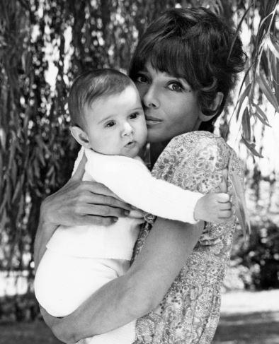 Audrey Hepburn zsynem Luca Dotti wspomnienia