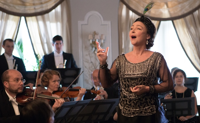 film onajgorszej śpiewaczce świata historia Florence Foster Jenkins film Niesamowita Marguerite