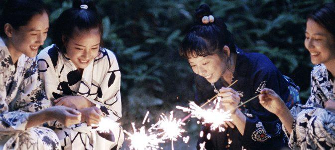 Cztery siostry mieszkają wsame wdomu film japoński Nasza młodsza siostra dramat obyczajowy