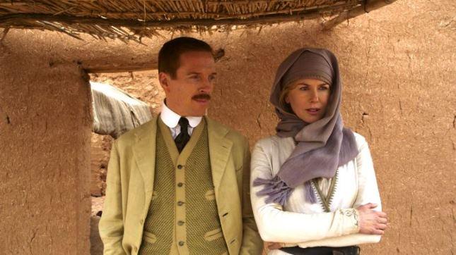 Film zNicole Kidman historia Gertrude Bell recenzja Królowa pustyni biografia, romans, dramat biograficzny
