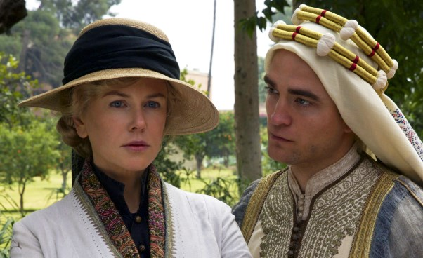 "Historia Gertrude Bell. Film zNicole Kidman ""Królowa pustyni"". Recenzja"