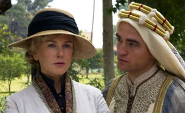 Historia Gertrude Bell film z Nicole Kidman Królowa pustyni Robert Pattison recenzja biografia
