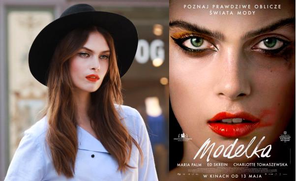 Modelka film o modelce Charlotte Tomaszewska Maria Palm świat mody