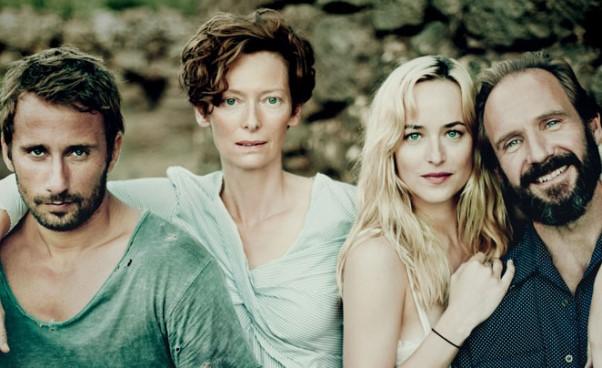 Recenzja filmu Nienasyceni Tilda Swinton Dakota Johnson Ralph Fiennes Matthias Schoenaerts