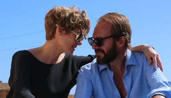 Tilda Swinton Ralph Fiennes film Nienasyceni recenzja ABigger Splash Dobry dramat psychologiczny
