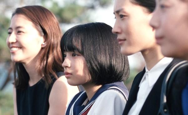 film japoński Nasza młodsza siostra japoński dramat obyczajowy Filmy dla kobiet