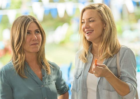Dzień Matki film zJennifer Aniston Kate Hudson Recenzja Amerykańska komedia obyczajowa