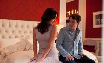 Romans na godziny film o miłości do starszej kobiety Anton Yelchin Bérénice Marlohe