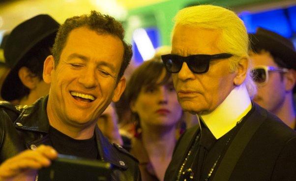 Francuska komedia film Lolo Dany Boon Karl Lagerfeld kompleks Edypa Recenzja