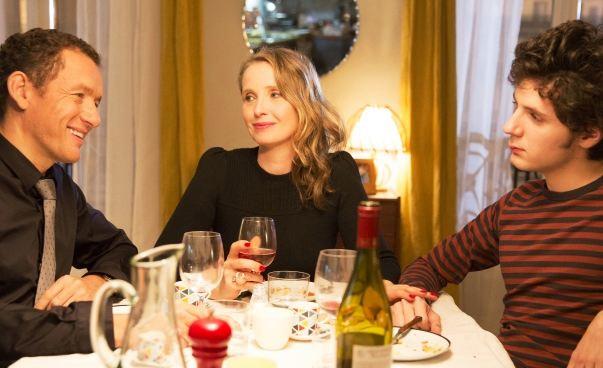 Francuska komedia obyczajowa Lolo Film Julie Delpy Dany Boon Recenzja Vincent Lacoste