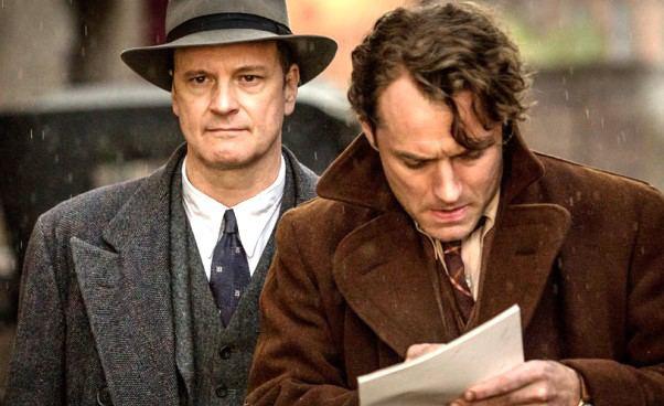 Geniusz film biograficzny o pisarzu Thomas Wolfe o wydawcy Colin Firth Jude Law Nicole Kidman Recenzja