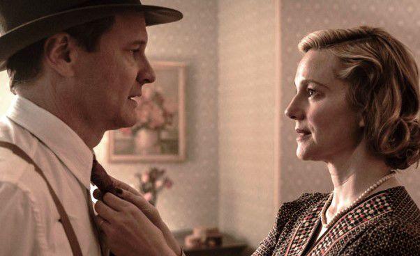 Geniusz film dramat biograficzny opisarzu iwydawcy Thomas Wolfe Colin Firth Laura Linney Recenzja