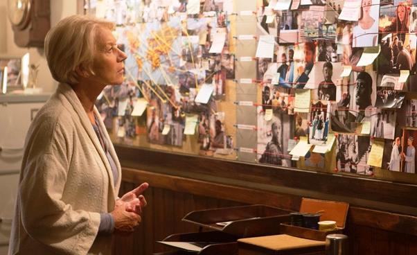 Helen Mirren Niewidzialny wróg film dramat sensacyjny odronach Alan Rickman Recenzja