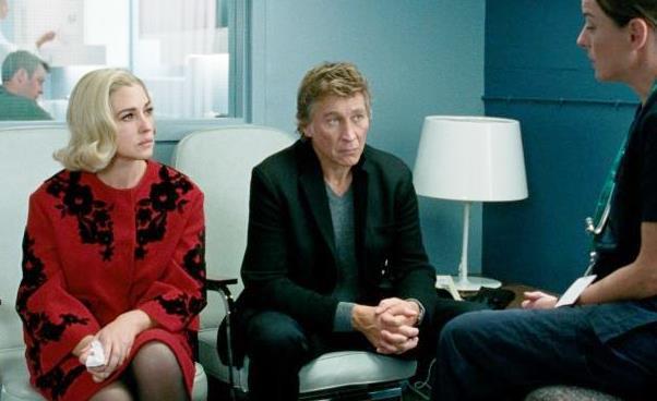 Opinie ofilmie Noc wVille Marie dramat obyczajowy zMonicą Bellucci Recenzja oratownikach medycznych