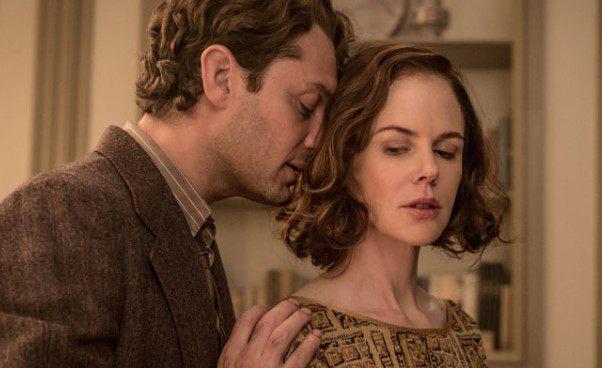 Recenzja filmu Geniusz 2016 Opinie biografia pisarza Thomas Wolfe Jude Law Nicole Kidman starsza
