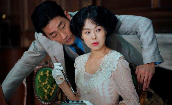 Służąca film kostiumowy koreański thriller erotyczny Recenzja opinie reżyseria Park Chan-wook