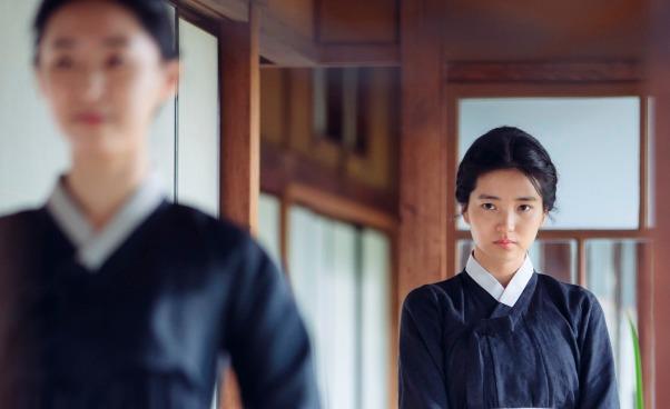 Służąca film koreański thriller erotyczny wstylu retro Recenzja reżyseria Park Chan-wook
