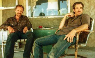Aż do piekła film kryminalny David Mackenzie Chris Pine Ben Foster Recenzja filmu Opinie kostiumy Małgosia Turzańska