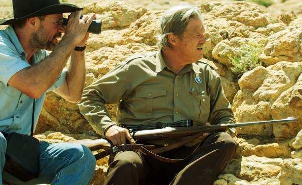 Aż dopiekła dramat kryminalny David Mackenzie Jeff Bridges Recenzja filmu Opinie muzyka Nick Cave Kostiumy Małgosia Turzańska