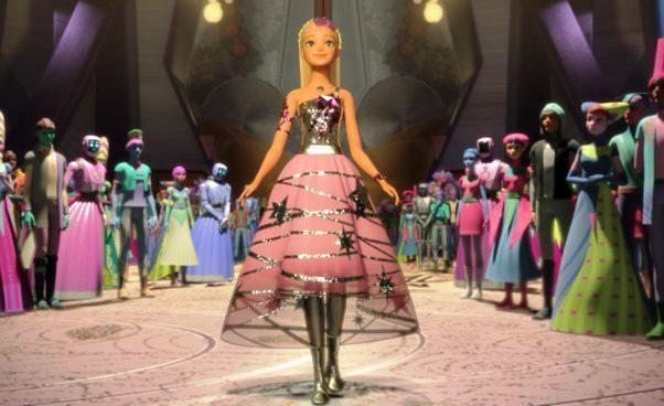 Barbie gwiezdna przygoda nowy film animowany dla dzieci Recenzja filmu opis