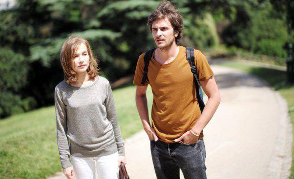Co przynosi przyszłość francuski dramat obyczajowy zIsabelle Huppert Roman Kolinka Recenzja filmu