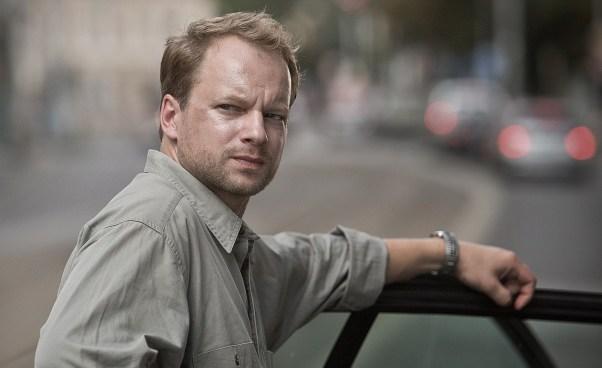 Czerwony Kapitan film kryminalny sensacyjny słowacki czeski Maciej Stuhr Recenzja filmu