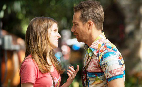 """""""Pan Idealny"""" komedia sensacyjno-romantyczna. Sam Rockwell, Tim Roth, Anna Kendrick. Recenzja"""