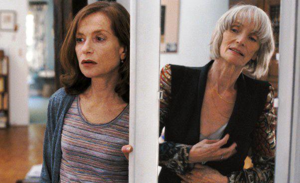 Recenzja Co przynosi przyszłość Matka icórka francuski dramat obyczajowy zIsabelle Huppert Opinie ofilmie