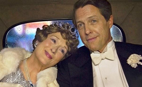 Recenzja filmu Boska Florence biograficzny oFlorence Foster Jenkins Meryl Streep Hugh Grant ośpiewaczce operowej któranieumiała śpiewać