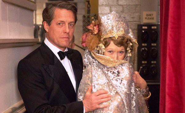 Recenzja filmu Boska Florence komedia ośpiewaczce zMeryl Streep Hugh Grantem Obsada