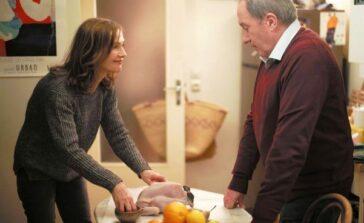 Rozwód z mężem Co przynosi przyszłość francuski dramat obyczajowy Isabelle Huppert Recenzja filmu