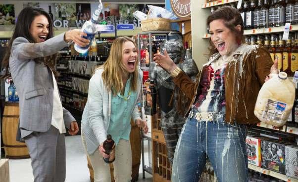 """""""Złe mamuśki"""" komedia obyczajowa. Recenzja filmu. Mila Kunis i Christina Applegate"""