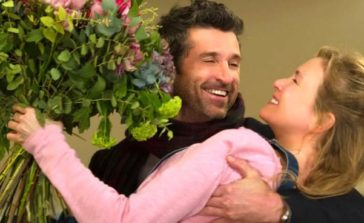 Bridget Jones 3 komedia romantyczna Renée Zellweger Patrick Dempsey Recenzja filmu