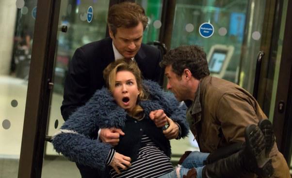 Bridget Jones 3 wciąży komedia romantyczna Renée Zellweger Colin Firth Patrick Dempsey Recenzja filmu