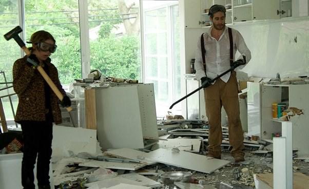 Destrukcja komediodramat Jake Gyllenhaal Judah Lewis Recenzja filmu omiłości Opinie