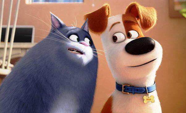 Sekretne życie zwierzaków domowych film animowany dla dzieci Recenzja jakie zwierzęta występują