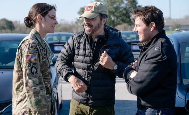 Cobie Smulders Jack Reacher Nigdy niewracaj najnowszy film kryminalny Tom Cruise powieść Lee Childa Opinie Recenzja