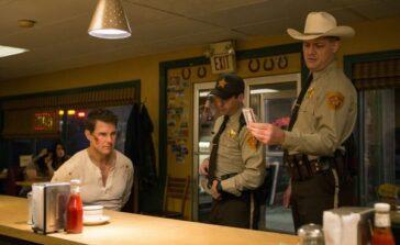 Jack Reacher Nigdy nie wracaj 2016 nowy film sensacyjny kino akcji z Tomem Cruisem na podstawie powieści Lee Childa Recenzja