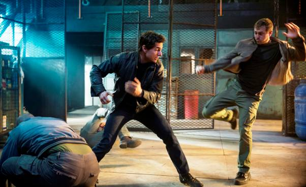 Jack Reacher Nigdy niewracaj druga część film sensacyjny zTomem Cruisem napodstawie powieści Lee Childa Recenzja