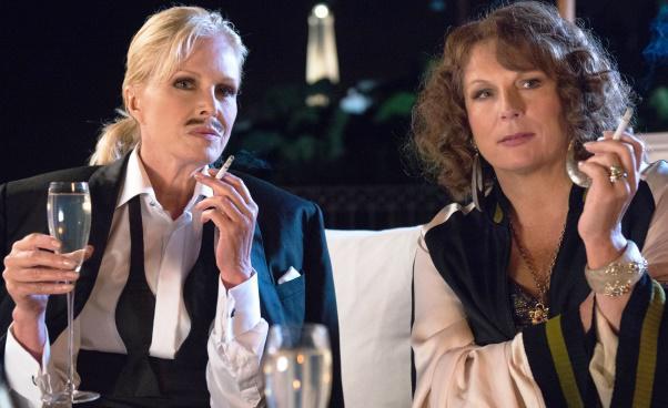 Recenzja Absolutnie fantastycznie Film komedia brytyjska Kate Moss Jennifer Saunders Joanna Lumley